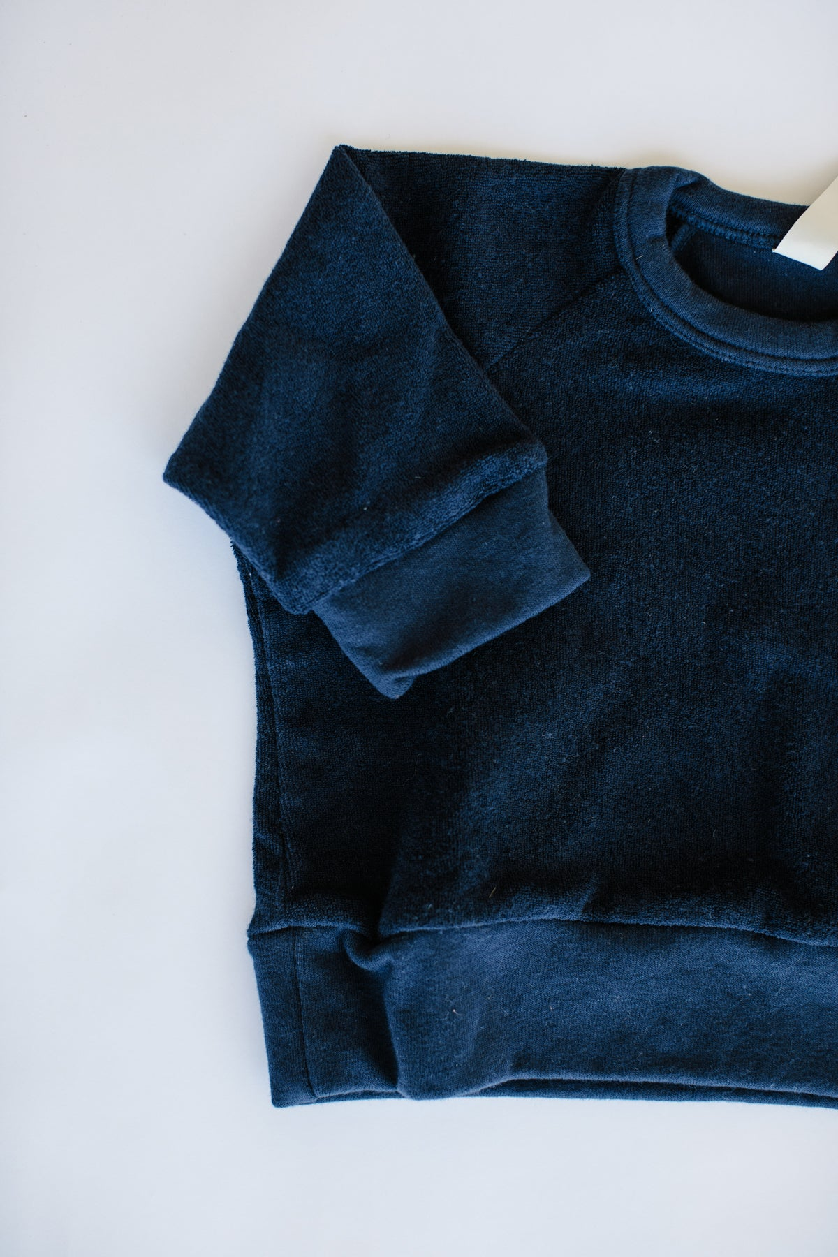 the exclusive sweater - navy