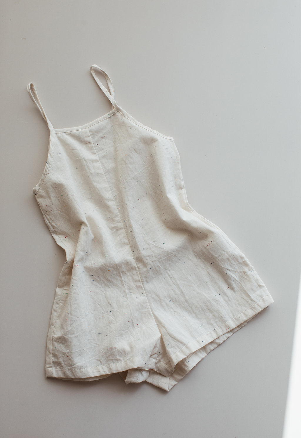 The Classic Playsuit - Fleck