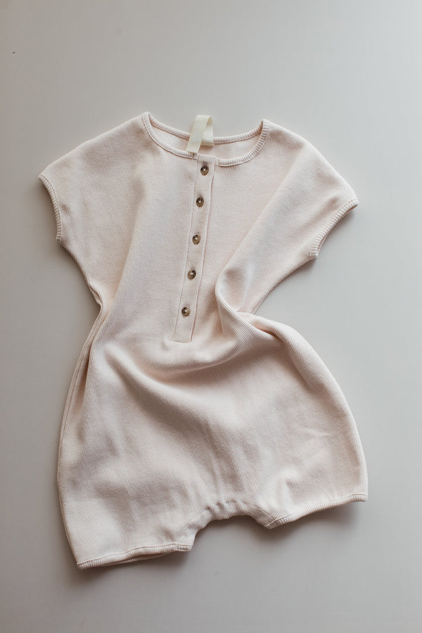 The Weekly Playsuit - Rose