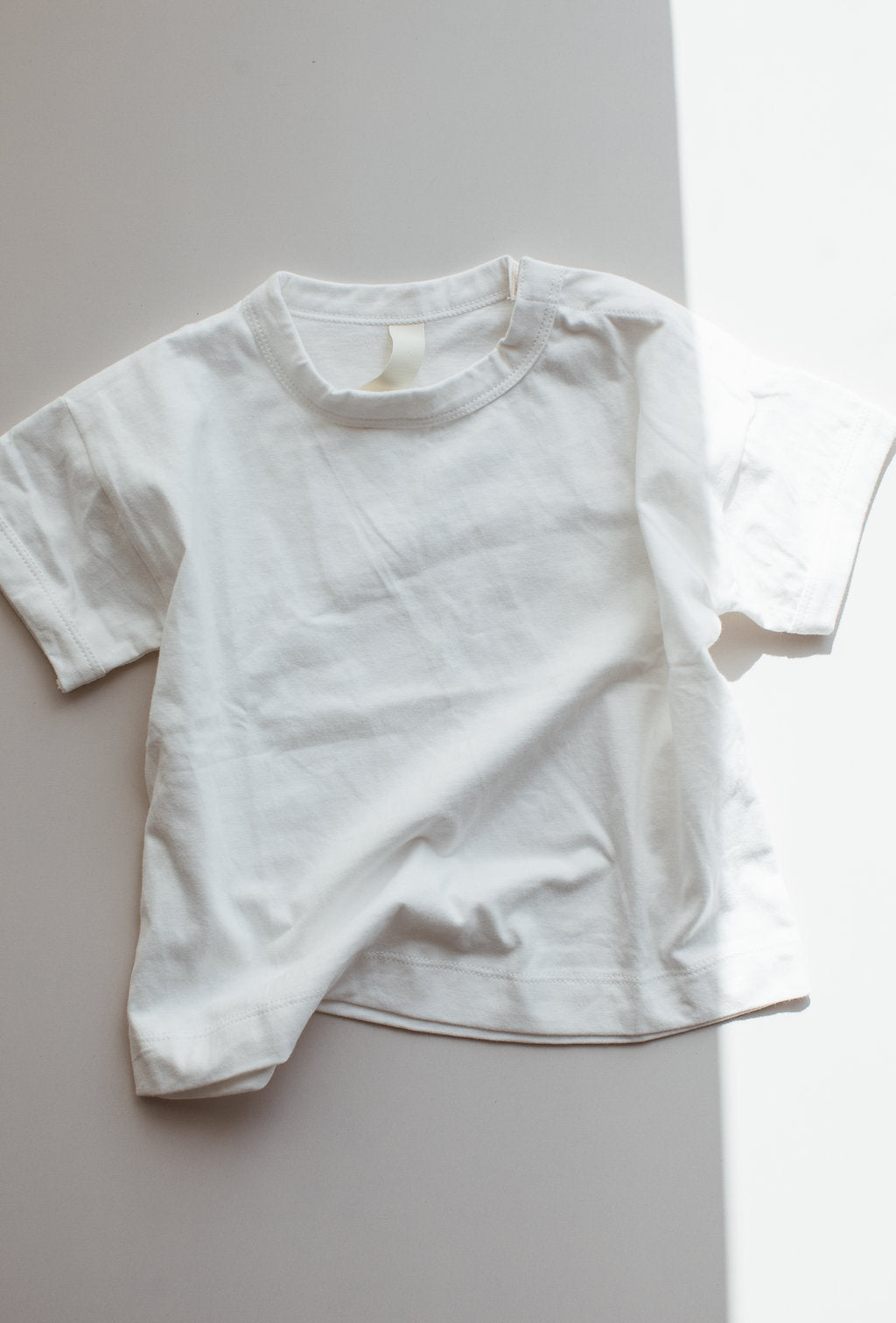 The Ultimate Tee - Cream
