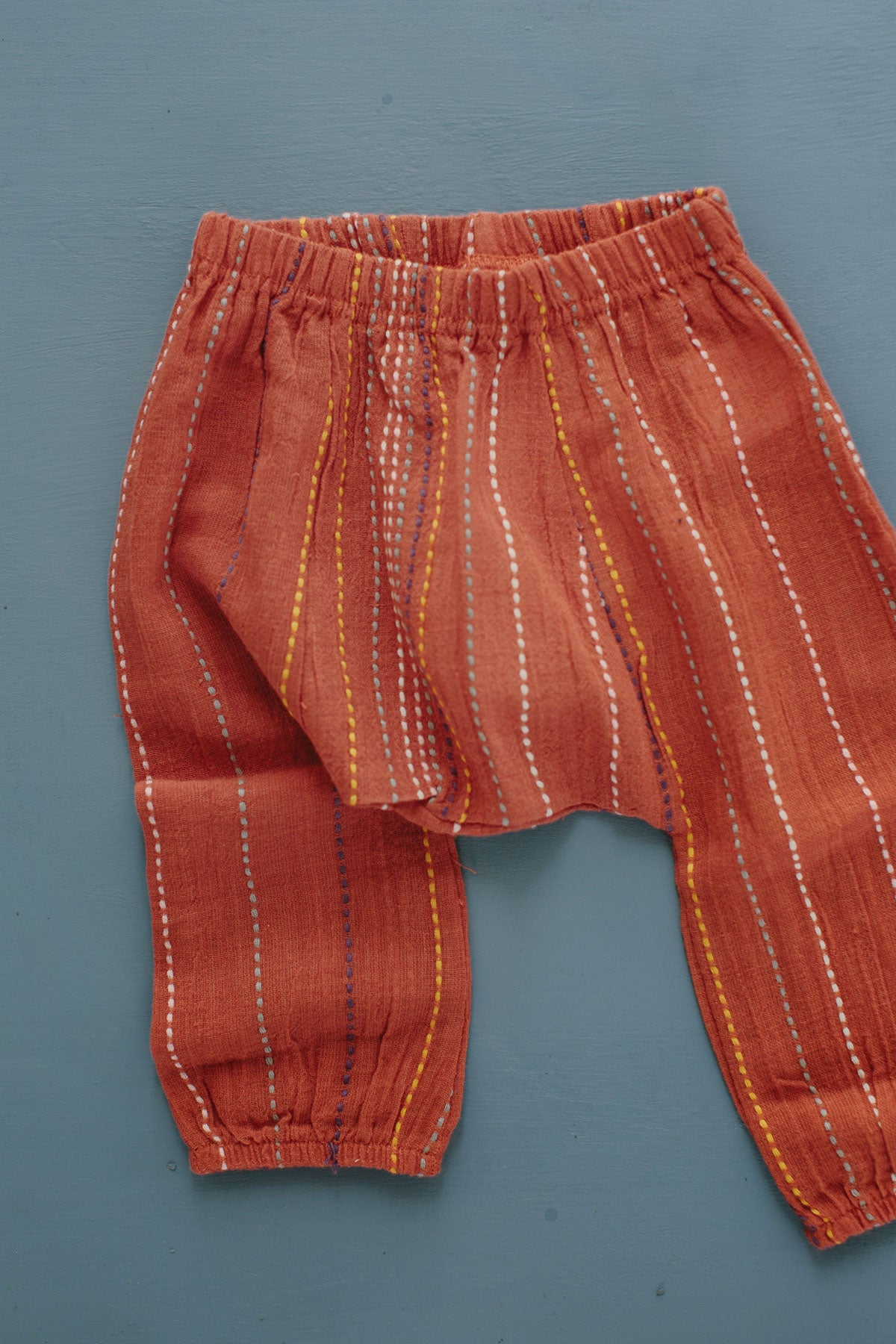 the occasional pant - red stripe
