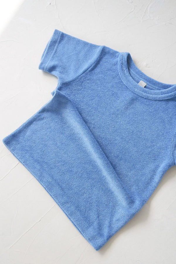 The Playtime Tee - Sky Blue