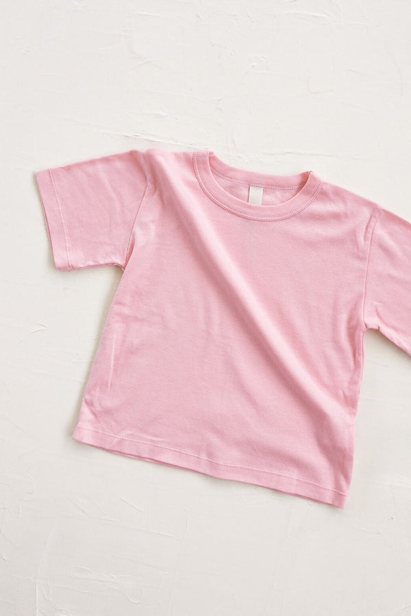 The Ordinary Tee - Pink