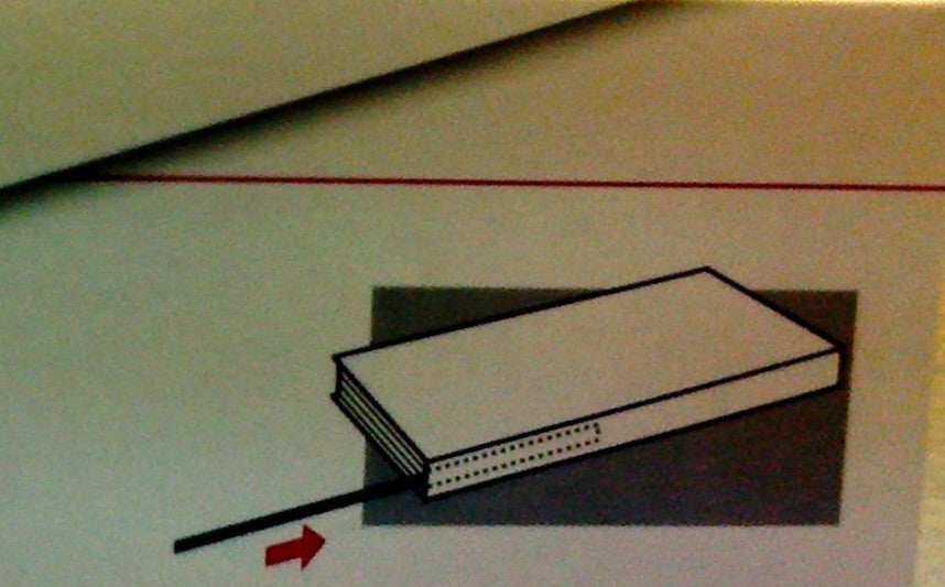 Electromagnetic Security Strips or Tape (One-sided)