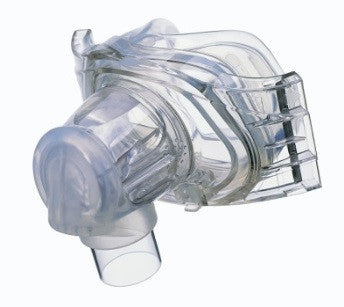 Mirage Vista™ nasal mask frame system with standard cushion – no headgear