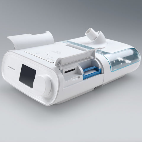 Dream Station Cpap W/ Humidifier and Heated Tube