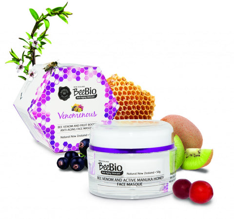 BeeBio Venomemous Masque Manuka Honey and Bee Venom