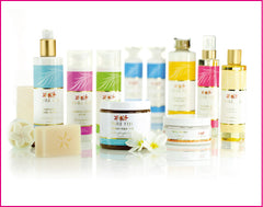Embrayce Christchurch Pure Fiji Beauty Products