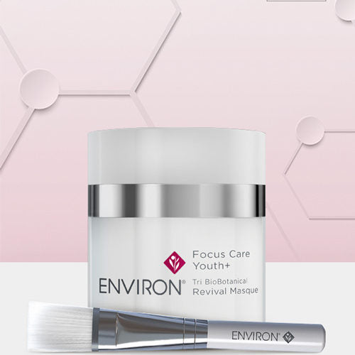 Environ Focus Care Youth+ Tri Botanical Revival Masque