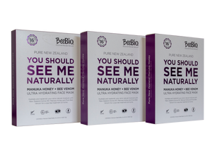 You Should See Me Naturally - Active 16+ Manuka Honey & Bee Venom Mask