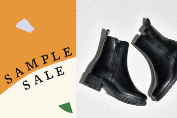 SURPRISE! The Sample Sale is now ONLINE!