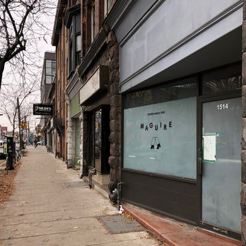 First Store in Toronto: Opening March 2020