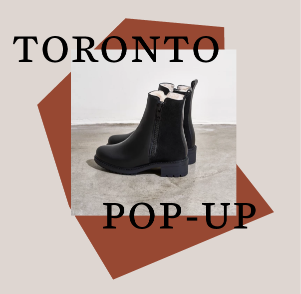 Holiday Pop up in Toronto