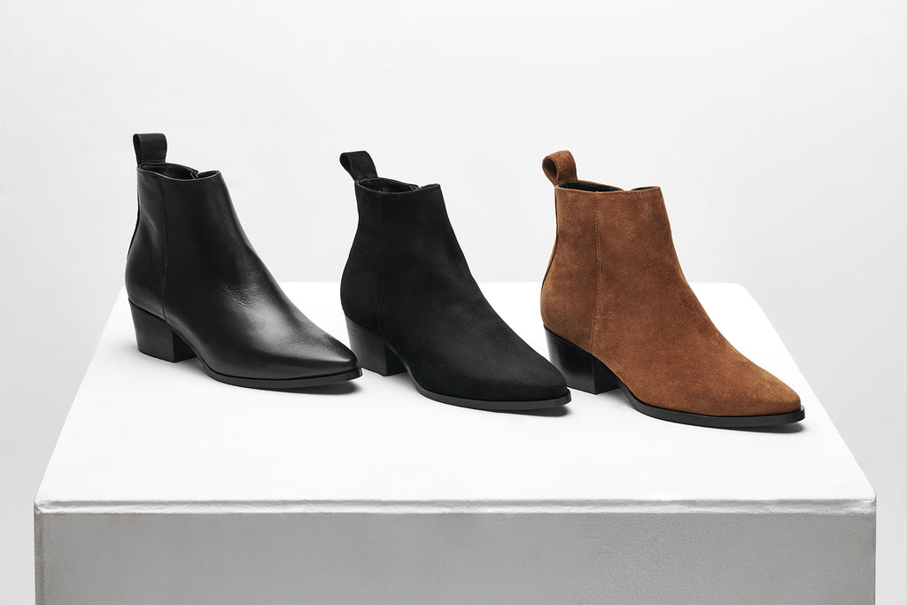 MIRANO Boots | Collection Italy