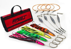 Neon High Speed Trolling Wahoo Pack - BostLures