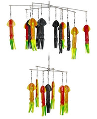 9 Inch Squidnation Compact Dredge - BostLures