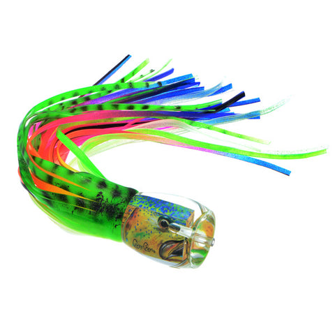 Marlin Lure Madeira Magic #55 Jet Trolling Lure - BostLures