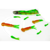 Bost #121 Mini Flippy Floppy Marlin Daisy Chain - BostLures