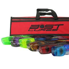 Large Rainbow Marlin 6 Lure Pack by Bost - Rigged/Un-Rigged - BostLures