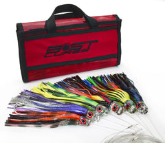 Bost Lures Tuna-Dolphin Trolling Lure Pack - BostLures