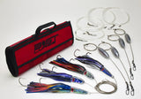 Bost High Speed Wahoo Lure Pack Light Tackle - BostLures