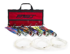 Marlin Lure Trolling Pack by Bost - Rigged or Un-Rigged - BostLures