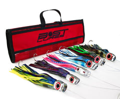 Mirrored Marlin Lure Pack by Bost - Rigged/Un-Rigged - BostLures