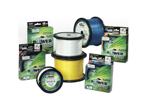 Power Pro Spectra Braided Line 65 Lb Test - BostLures