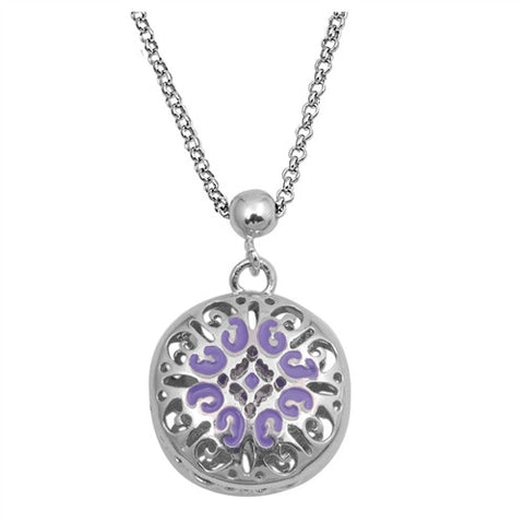 Silver Italian Necklace
