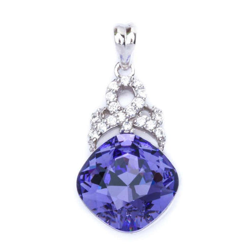 stone tanzanite high oval domestically global market item d store in accessories made cut ciao japan of pendant x december rakuten birth quality mm claret necklace en