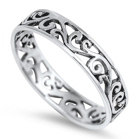 Silver Ring-$4.28