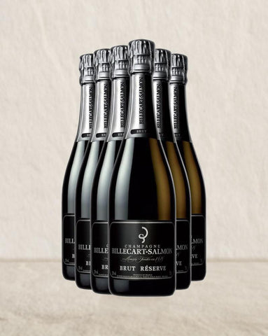 Billecart-Salmon Brut Reserve NV 6 pack