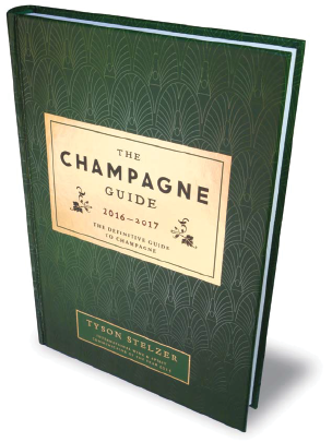 The Champagne Guide 2016-2017 by Tyson Stelzer