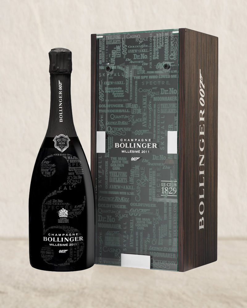 Bollinger 007 Limited Edition 2011 Vintage*