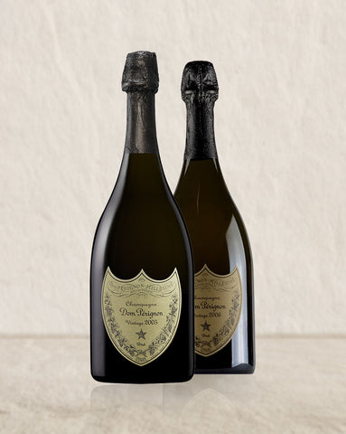 Dom Perignon 2005/2006 Twin Pack