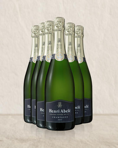 Henri Abele Brut Tradition NV 6 Pack