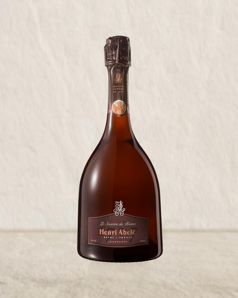 Henri Abele Sourire De Reims Rose 2006 Special order only