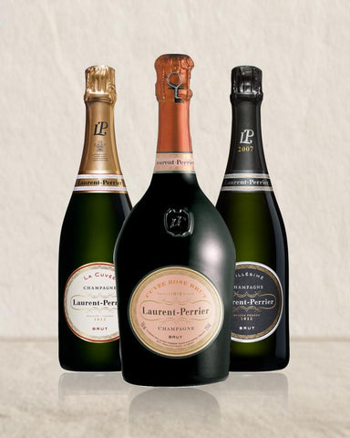 Laurent Perrier Family Experience