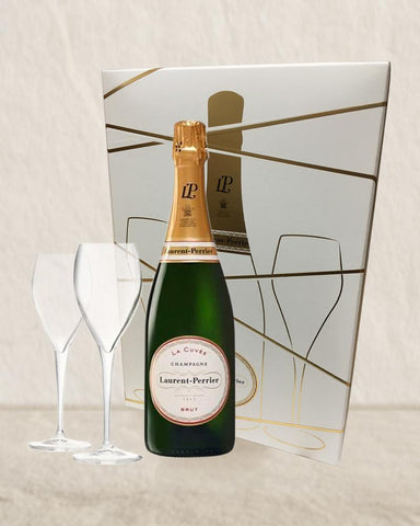Laurent Perrier NV 2 Flute Gift Set