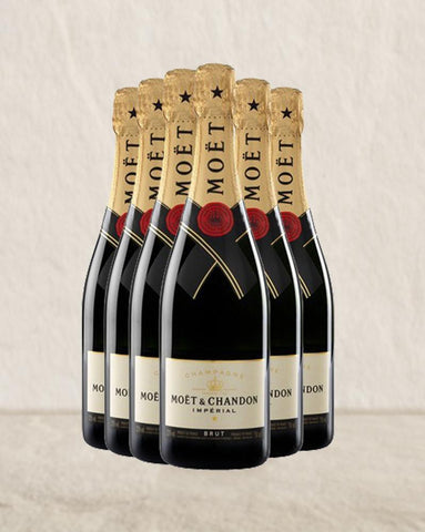 Moet & Chandon Brut Imperial NV 6 pack