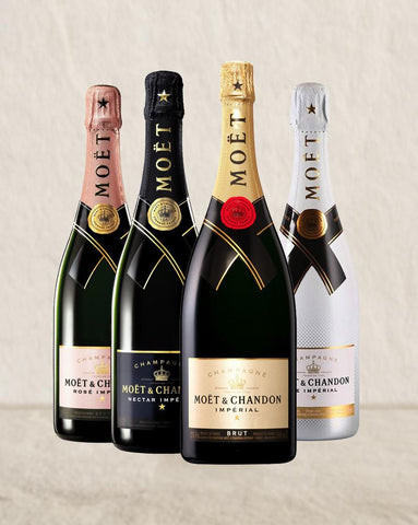 Moet & Chandon Family Selection 4pack