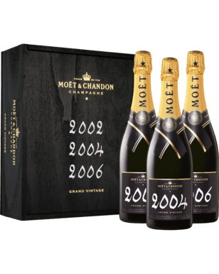 Moet & Chandon Grand Vintage Trio Edition