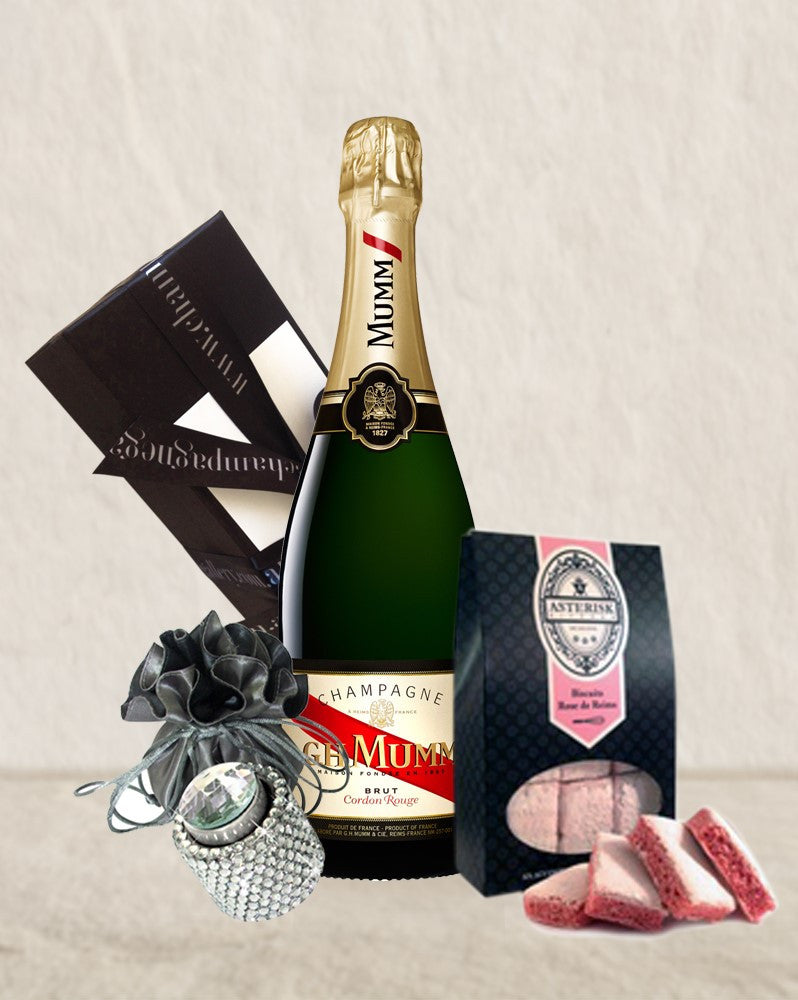 Mumm NV Bling & Biscuits Pack