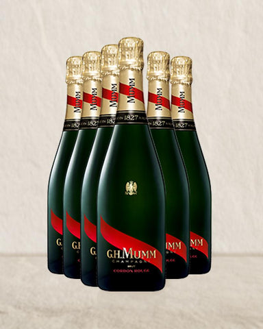 Mumm Cordon Rouge NV 6 Pack
