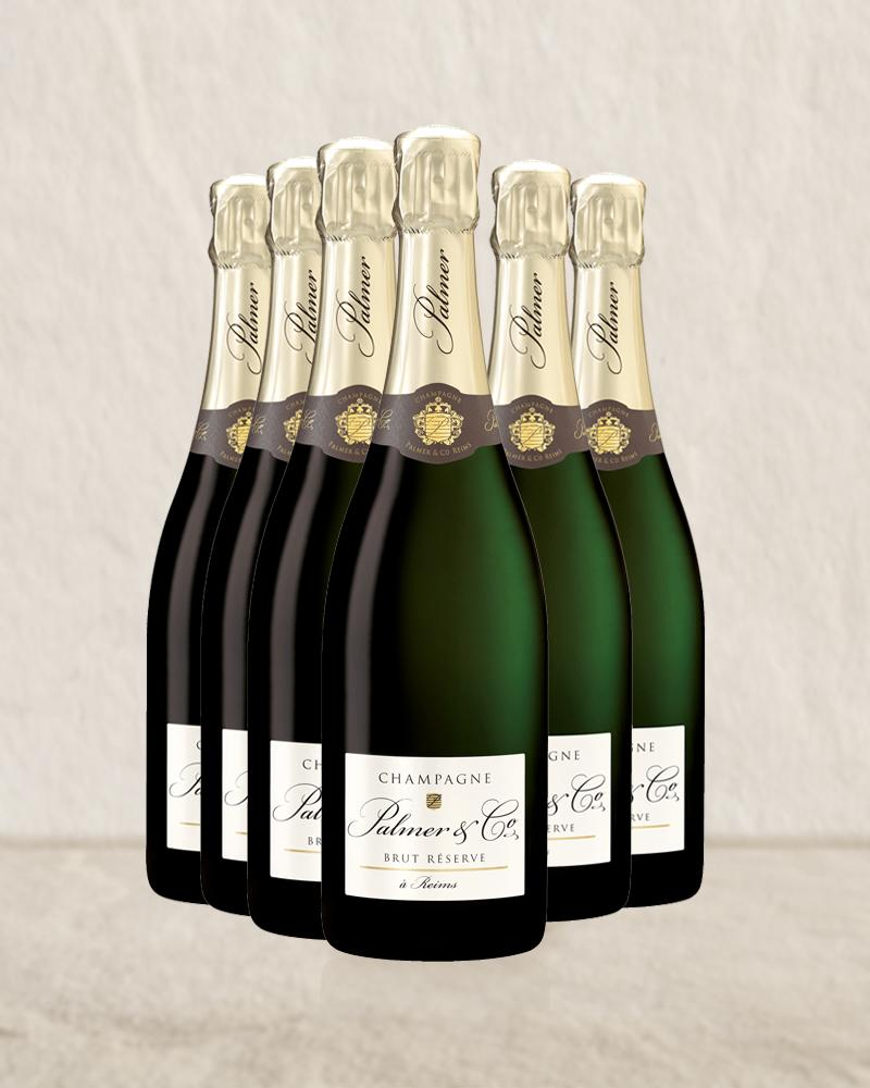 Palmer & Co Brut Reserve NV 6 Pack