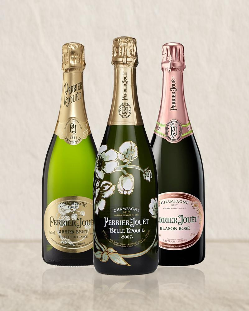 Perrier-Jouet Family Selection