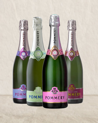 Pommery The Four Seasons Collection