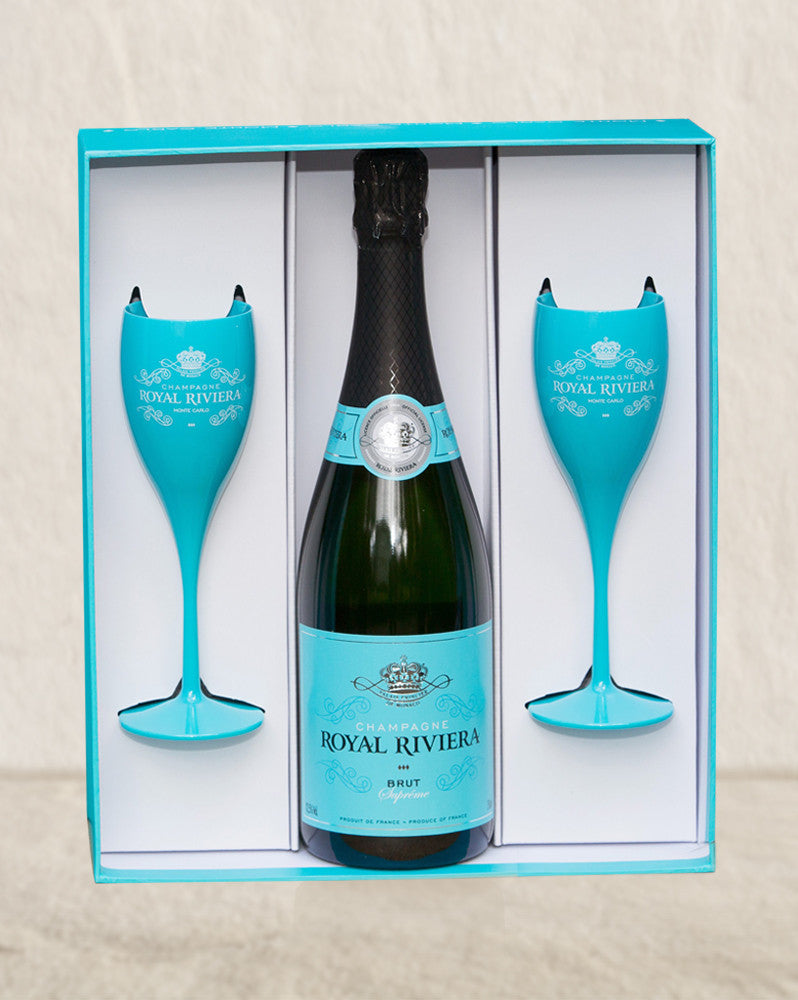 Royal Riviera 2 Flute Gift Set (Re-Release Launch MAY 2019)