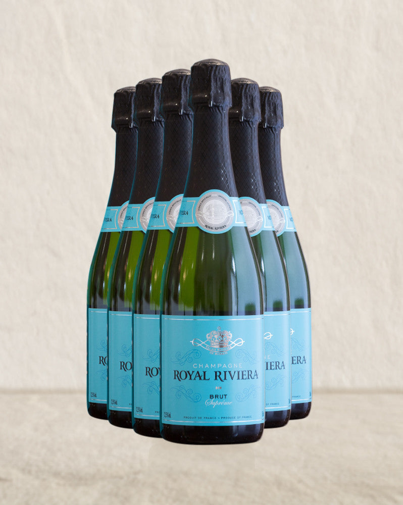 Royal Riviera Brut Supreme NV 6 pack