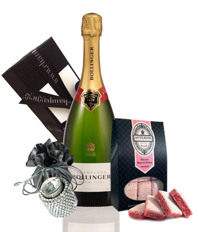 Bollinger Special Cuvee NV Bling & Biscuits Pack